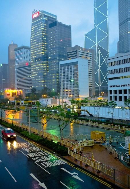 GEDUNG AIA HONGKONG