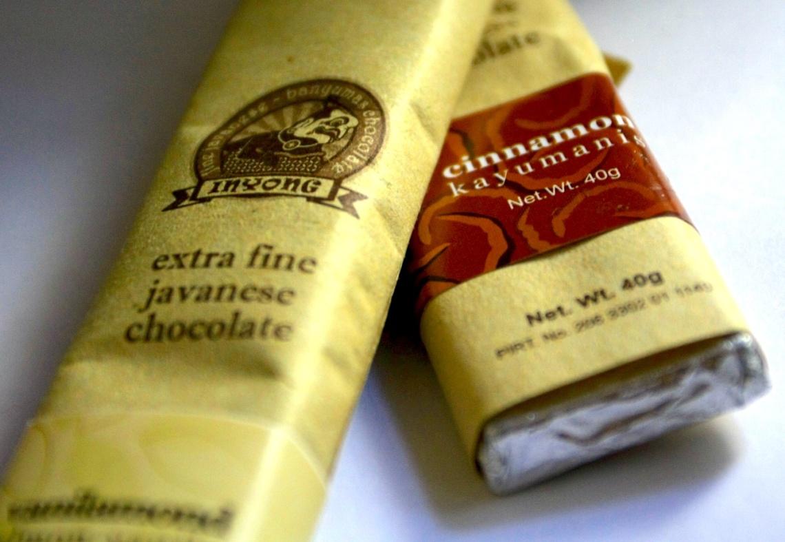 Cokelat Inyong produksi banyumas purwokerto