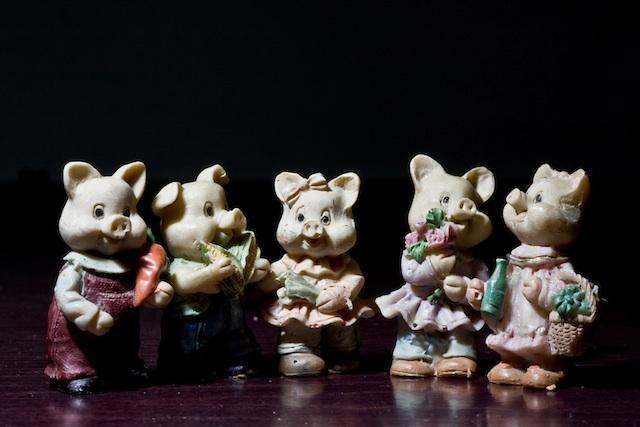 keluarga babi by ARO