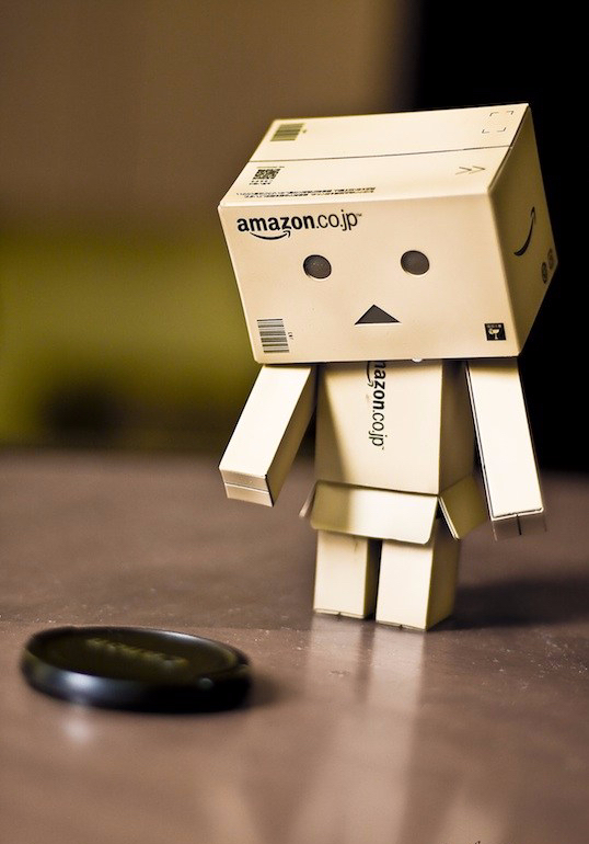 Danbo tutup canon by ARO