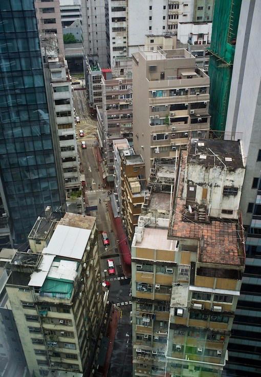 Taksi Hongkong by ARO