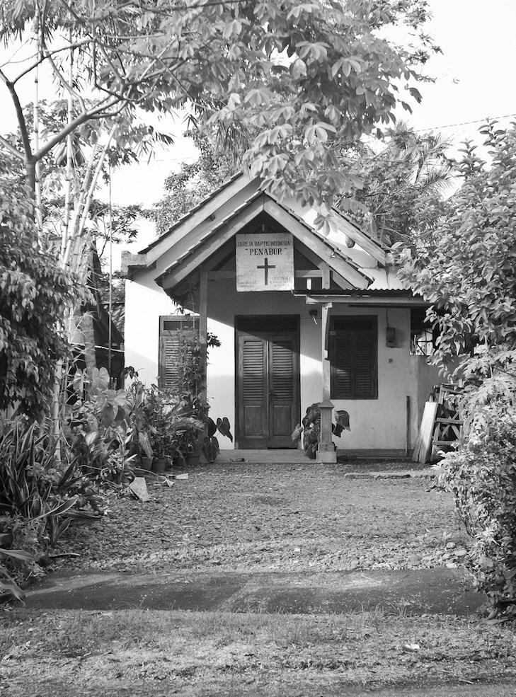 Gereja Baptis by ARO