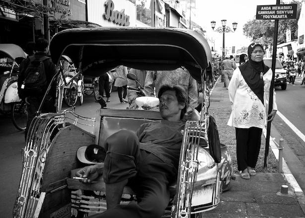 Yogyakarta Tersenyum by ARO